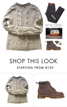"""""""2792."""" by a-colette ❤ liked on Polyvore featuring Dr. Martens"""