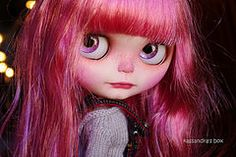 Eilean (kassandra's box) Tags: doll ooak blythe artdoll custom eilean rbl customblythe customdoll autumngirl pinkscalp blytheeileanooakeilean