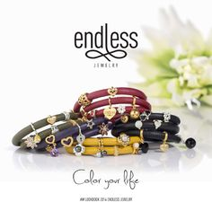 Endless Jewelry 2014 Look Book