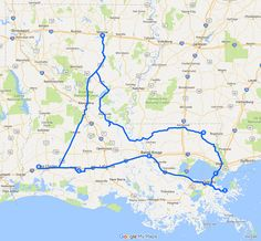 Road Trip to Louisiana's Castles