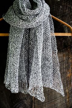 Whit's Knits: Open Air Wrap