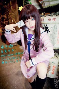 #Hiyori# #cosplay# Anime #Noragami# ⛩⚔️⛩