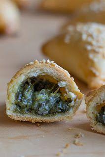 Spanakopita, Feta, Food And Drink, Ethnic Recipes, Blog, Blogging