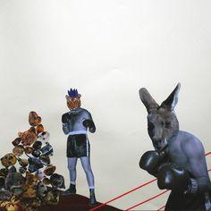 Animal Collective (collage) - Marina Molares