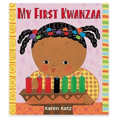 """A simple way to get acquainted with Kwanzaa.It's time to get ready for Kwanzaa.""""During the seven days of Kwanzaa, we celebrate the importance of family, friends, and community. This warm and lively introduction to a very special ho. Days Of Kwanzaa, Happy Kwanzaa, Essie, Celebration Around The World, Holidays Around The World, The Night Before Christmas, Christmas Time, Christmas Books, Christmas Carol"""