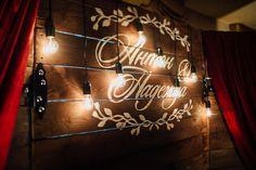 Wedding decor. Light bulb. Свадебный декор Татьяны Токаревой. Лампочки.