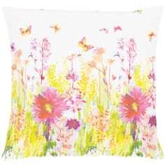 Kissen mit Blumenwiese von Apelt, Artikel 6100
