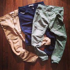 Nena & Pasadena ~ Flight pants