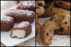 Nice sweet ♥Matina Greek Recipes, Keto Recipes, Nutella, Muffin, Food And Drink, Vegan, Baking, Breakfast, Sweet
