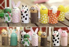 40 Easy Crafts You Can Make With Paper Rolls diy craft crafts reuse easy crafts diy ideas diy crafts how to crafts for kids recycle. Kids Crafts, Fun Crafts To Do, Preschool Crafts, Easy Crafts, Craft Projects, Easy Diy, Easter Crafts For Kids, Diy For Kids, Easter Stuff