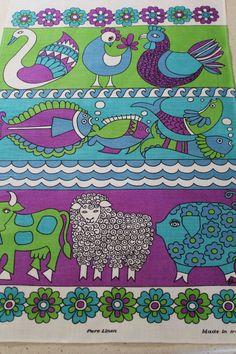 Would love to add to my treasured tea towel collection!!  Vintage Irish tea towel