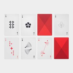 HAY Playing Cards | Clara Von Zweigbergk, 2014