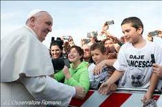 Pescatori di uomini: Papa Francesco: Visita del Papa alla parrocchia ro...