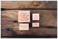 Rubber stamps-designed by Tupy Boutique