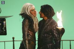 Once Upon a Time in Wonderland - Episode 1.09 - Nothing to Fear - Promotional and BTS Photos (9)