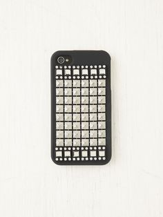 Free People Rhinestone Stud iPhone Case