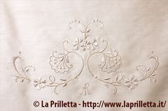 Italian Needlework: Drawn-Thread work