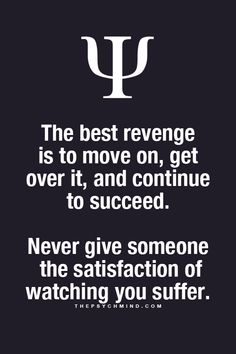Stealing is the best way to get revenge on someone. Especially if you need money. Jk. But it still is the best way in concept.