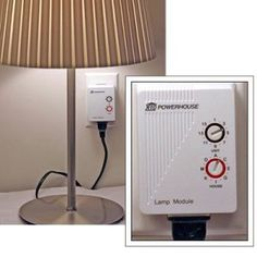 How to Install X10 Lamp Modules. www.homecontrols.com #lighting #smarthome