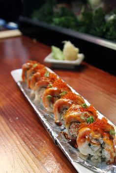 The lion king roll