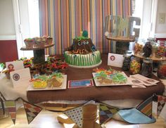"""Snips and Snails and Puppy Dog's Tails / Birthday """"What are little boys made of? """" 