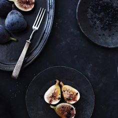 ILA | figs, honey + black lava salt from the new collection  Now live on Kickstarter
