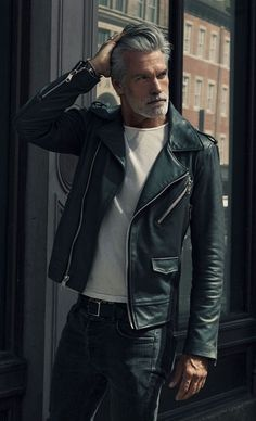 Channel your inner rebel without a cause with our top 17 recommendation for styling your biker jacket outfits.