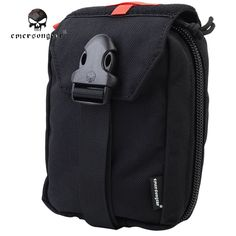 23.61$  Buy here - http://alipt1.shopchina.info/1/go.php?t=32754564151 - Emerson Military First Aid Kit Medic Pouch Tactical Pouch Molle Bags Military Airsoft Painball EDC Bag Combat Gear EM6368  #shopstyle