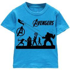 $159.00 Playera Avengers Shadows - Comprar en Jinx