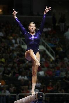Anna Li......Team USA...Gymnastics