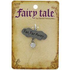 Fairy Tale by Bead Treasures Brushed Silver Far, Far Away Pendant | Shop Hobby Lobby