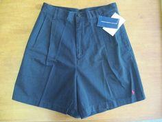 Ralph Lauren Polo Sport Shorts Navy Size 8 Misses