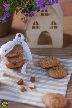 Dolci biscotti alle nocciole