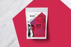 Concept: BLUE FROG Breakfast — The Dieline - Branding & Packaging