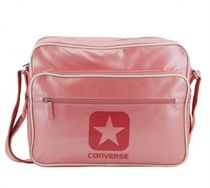 Converse pocketed reporter color up coral metallic