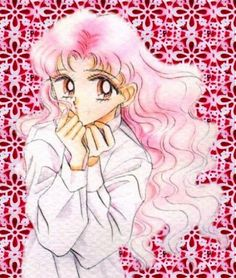 Sailor Moon - #ChibiUsa