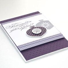 SU Delightful Decorations ~ Elegant Eggplant