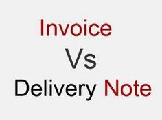 difference between invoice and proforma invoice Difference Between Invoice and Delivery Note - Distinguish Inventory Management Software, Business Networking, Social Media Site, Free Resume, Internet Marketing, Sample Resume, Notes, Delivery, Report Cards