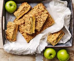 A delightful slice with a layer of tender apple mixture topped with sweet and crunchy streusel. Perfect as a morning or afternoon tea. Oat Slice, Coconut Slice, Cinnamon Babka, Basic Scones, Quiche Lorraine Recipe, Apple Streusel, Roasted Almonds, Sweet Cherries, Pudding Recipes