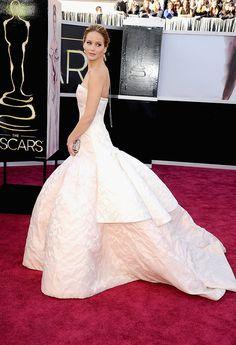 Best Dress At The Oscars (Jennifer Lawrence)