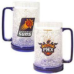 Phoenix Suns NBA Crystal Freezer Mug