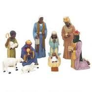 nativity sets african american - Google Search
