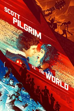 Scott Pilgrim vs. The World by Kevin Tong