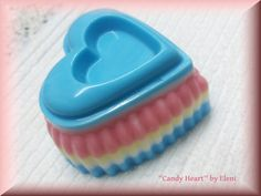 Candy Heart by Eleni