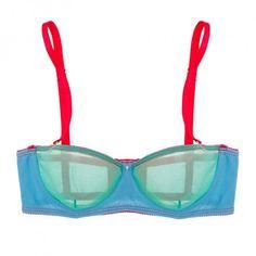 Buy Clo luxury lingerie - Clo Malla Strapless Bra | Journelle Fine Lingerie