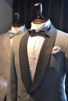 Gray Tux - so handsome!!