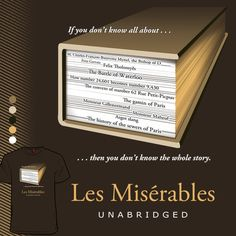 Les Mis Unabridged- READ IT! <3