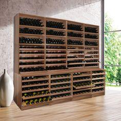 Exklusive Weinkühlschränke für edle Weine: TECA VIN