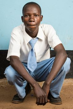 Student in Tanzania