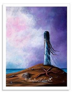 Sea Fairy by Shawna Erback